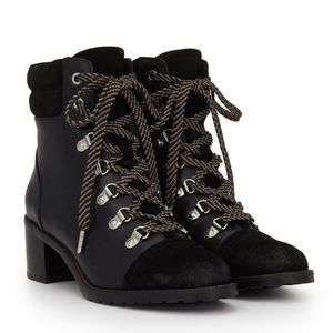 New in box Sam Edelman Manchester Leather Boots 8M